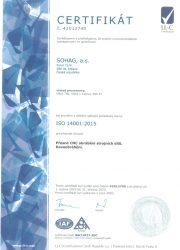 ISO14001 CZ