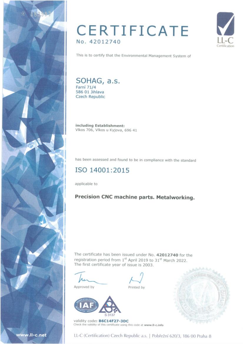 ISO14001 EN